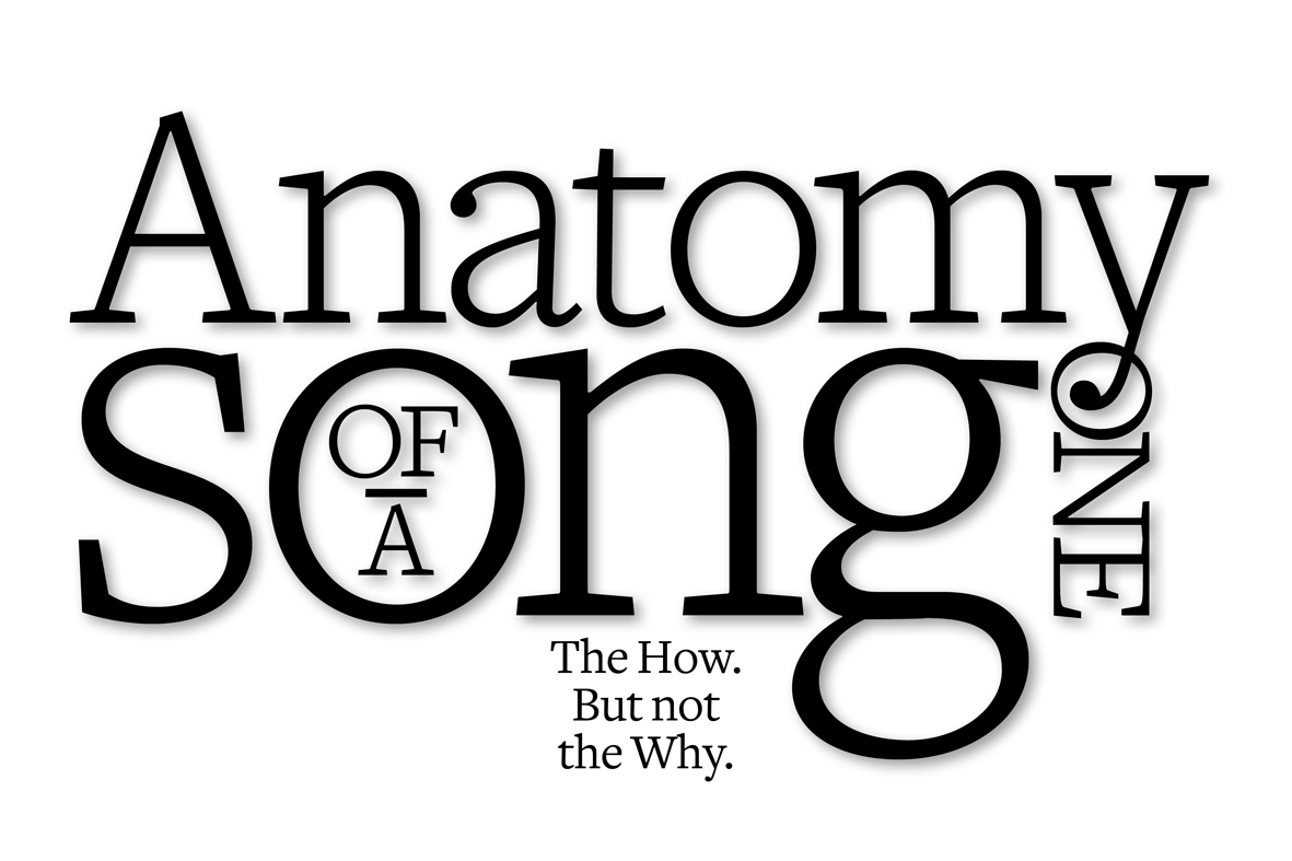 Anatomy of a Song: Hammett | martincolyer.com